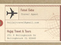 Hujjaj Travel & Tours AD