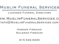 Muslim Funeral Services AD