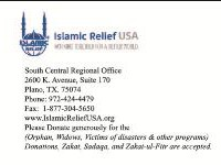 IslamicRelief USA